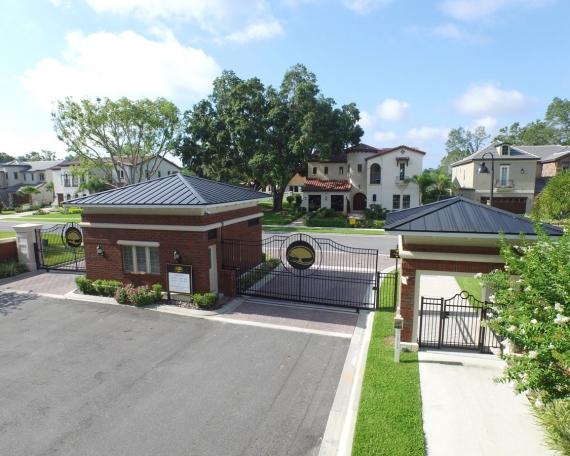 Luxury Gated Community Development <em>1736 Holdings, Inc.</em>